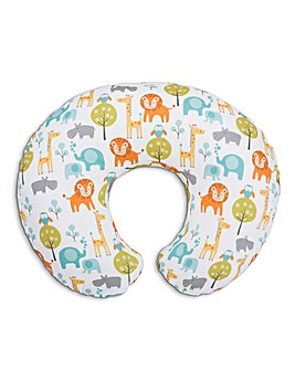 Boppy Pillow With Cotton Slipcover