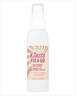 Rimmel Insta Fix & Go Setting Spray