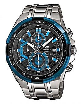 Edifice Chronograph Bracelet Watch