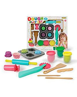 15 Piece Dough Set
