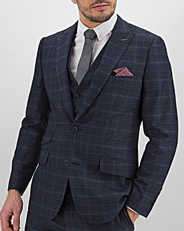 Joe Browns Albi Shadow Check Suit Jacket