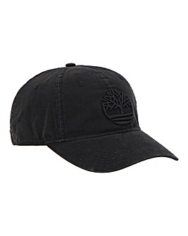 Timberland Soundview Canvas Baseball Cap