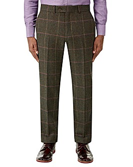 Skopes Morfe Lovat Check Trouser
