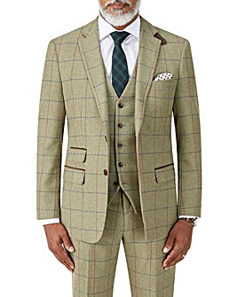 Skopes Arden Sage Check Jacket