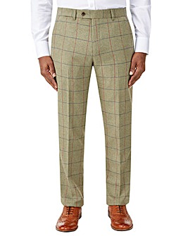 Skopes Arden Sage Check Trouser