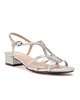 Paradox London Pink Ritaa Sandals