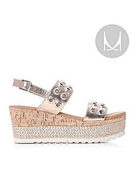 M By Moda Palmier Sandals