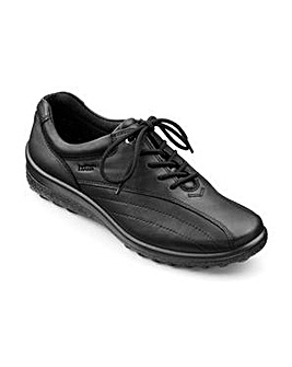 Hotter Tone Wide Fit Lace Up Shoe