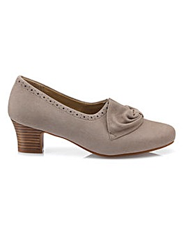 Hotter Donna Standard Fit Court Shoe