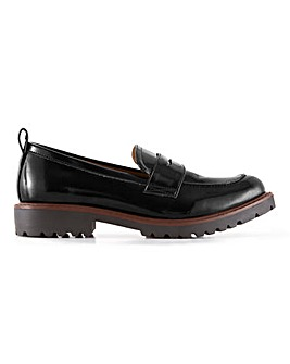 Keisha Chunky Loafer Extra Wide EEE Fit