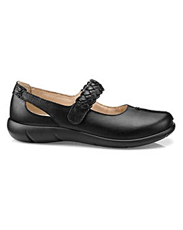 Hotter Shake Standard Touch Close Shoe