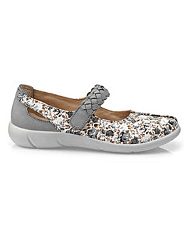 Hotter Shake Standard Fit Mary Jane Shoe