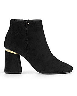 Celosia Heeled Boots Extra Wide Fit