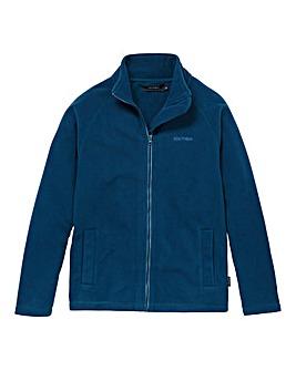 Southbay Unisex Teal Zip Through Fleece