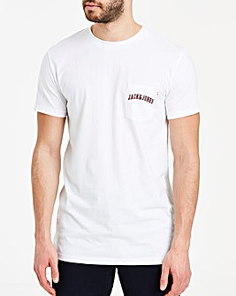 Jack & Jones Harvey Pocket T-Shirt