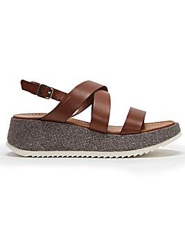 Daniel Lawley Strappy Sandals