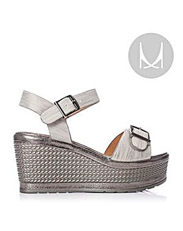 M By Moda Parca Sandals