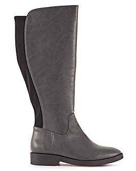 Primrose Stretch Boots Wide Fit Standard Calf
