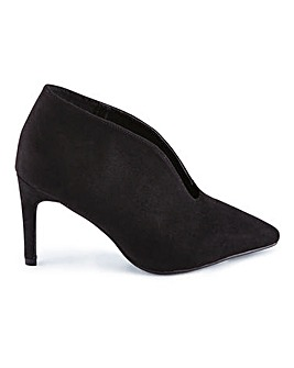 Pippa Heeled Shoes Extra Wide Fit