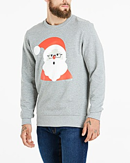 Jack & Jones Kritter Xmas Sweat