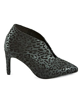 Pippa Heeled Shoes Wide Fit