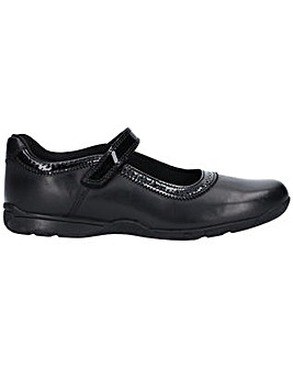 Hush Puppies Bessy Senior Velcro Shoe