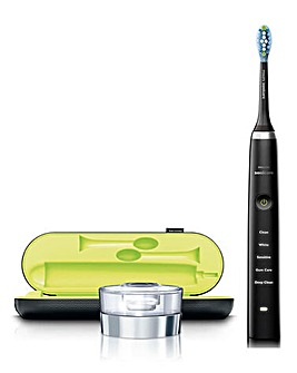 Philips HX9351/52 Sonicare Diamond Clean Black Electric Toothbrush