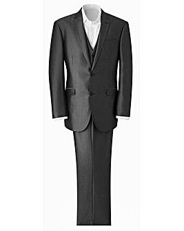 WILLIAMS & BROWN LONDON 3 Piece Suit 33in Leg