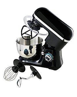 JDW 4 Litre Black Stand Mixer