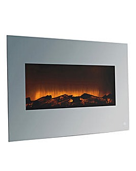 Beldray Corsica Wall Mounted Fire