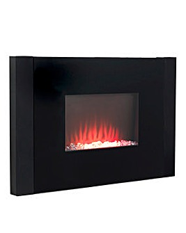 Beldray Audio Wall Mounted Fire