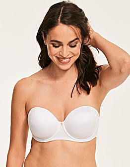 Figleaves Smoothing Strapless Bra