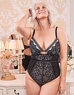 Figleaves Harper Lace Underwired Body