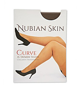 Nubian Skin 15 Denier Curve Tights
