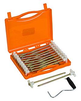 Vango Groundbreaker Glow Peg Set