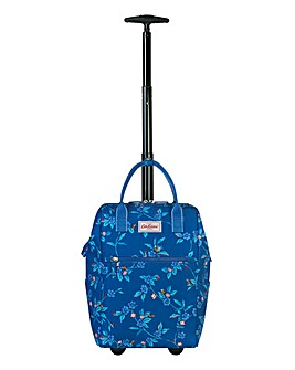 Cath Kidston Greenwich Flowers Wheeled Backpack