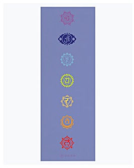 GAIAM 4mm Yoga Mat Chakra