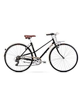 Romet Mikste Womens Heritage Bike 18'' Frame 28'' Wheel