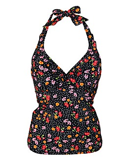 Pour Moi Hot Spots Underwired Tankini