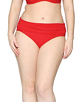 Curvy Kate Sheer Class Foldover Brief