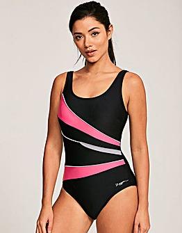 Zoggs Casuarina Scoopback Swimsuit