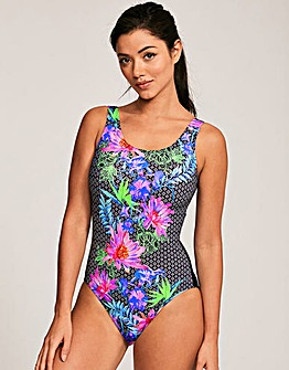 Zoggs Mystique Scoopback Swimsuit