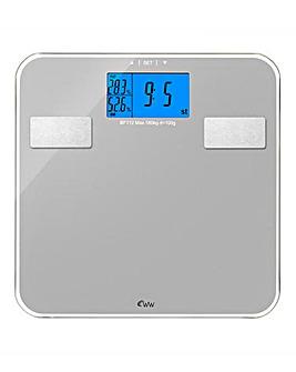 WW Electronic Precision Body Analyser Scale