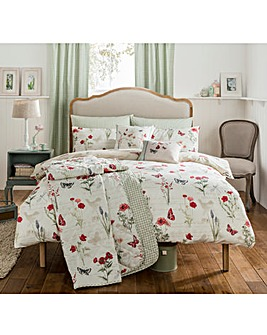 Country Journal Duvet Cover Set