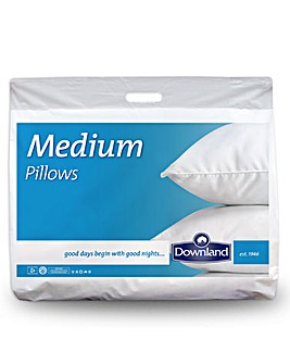 Superbounce Medium Support Pillows
