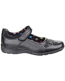 Hush Puppies Clare Junior Girls Shoe