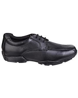Hush Puppies Vincente Boys Leather Shoe