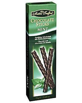 Mint Chocolate Sticks