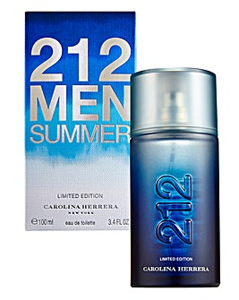 Carolina Herrera 212 Men Summer EDT