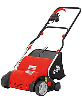 Grizzly ERV 1400-35 Electric Scarifier
